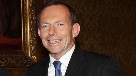 Australian prime minister Tony Abbott said the carbon tax was bad for business Pic: Foreign and Commonwealth Office/Flickr