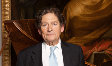 Lord Lawson is an influential climate change sceptic