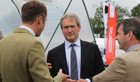 Owen Paterson wants to scrap the UK's Climate Change Act (Pic: Flickr/Canterbury Diocese)