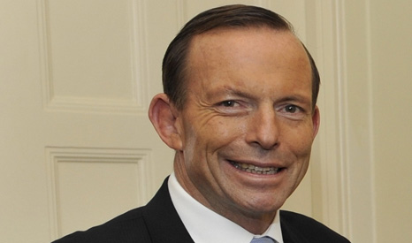 Australian prime minister Tony Abbott has resisted calls to include climate change in the G20 agenda (Pic: Global Panorama/Flickr)