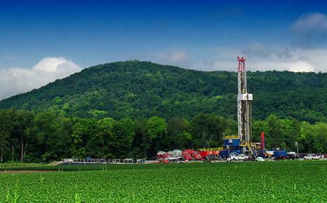 shale gas rig marcellus PA source flickr Nicholas_T px466