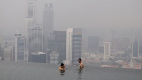 Singapore outlines plans to fine foreign air polluters