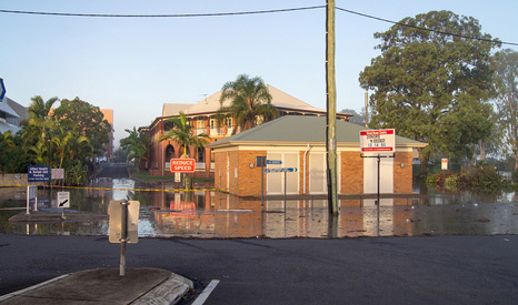 Climate services means not building hospitals in flood risk areas (Pic: Flickr/srv007)