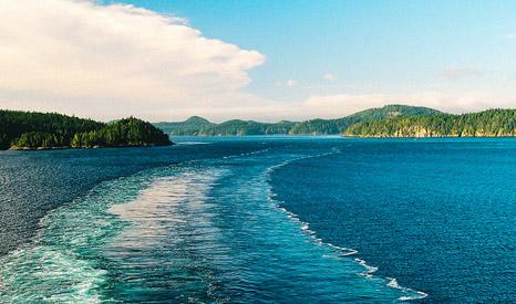 Alaska's iconic inside passage (Pic: Matt Nicholson/Flickr)