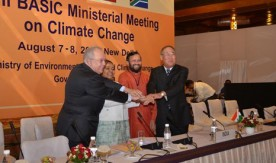 "India demands rich countries ""walk the talk"" on climate"