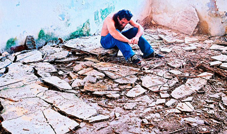 Natural disasters can take a toll on mental health (Pic:Flickr/Max Boschini)