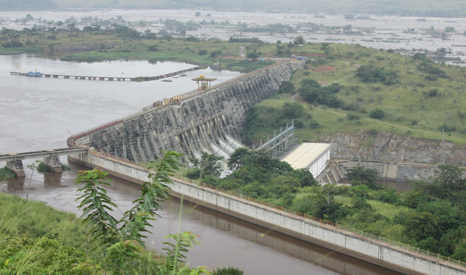 Inga Dam, Congo. Africa is using only 8% of its hydropower resources (Pic: Flickr/International Rivers)