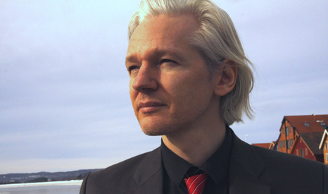 Julian Assange was behind a mass release of diplomatic messages (Pic: Wikimedia Commons/Espen Moe)