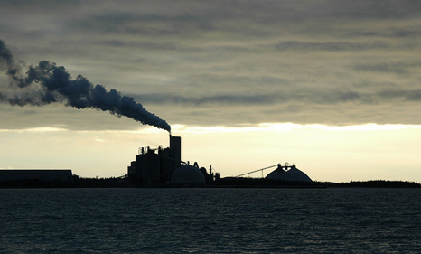 Carbon emissions: do markets have the answer? (Pic: Flickr/abarndweller)