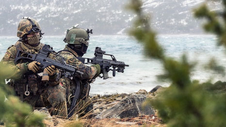Pic: Medien Bundeswehr/Flickr