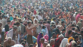 Population explosion lowers chance of managing climate change