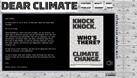 dear climate