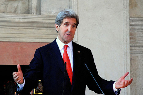 US secretary of state John Kerry (Pic: flickr/state department)