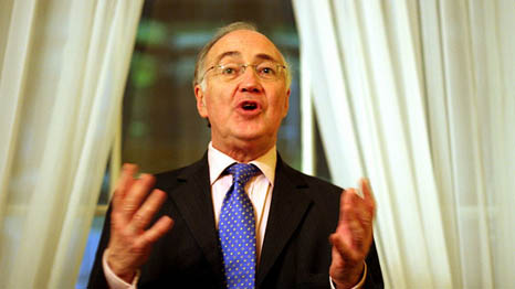 "When he was Conservative Party leader, Lord Howard promised to ""reassert Britain's leadership on climate change"" (Pic: Flickr/altogetherfool)"