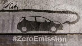 'Reverse graffiti' highlights traffic pollution in cities