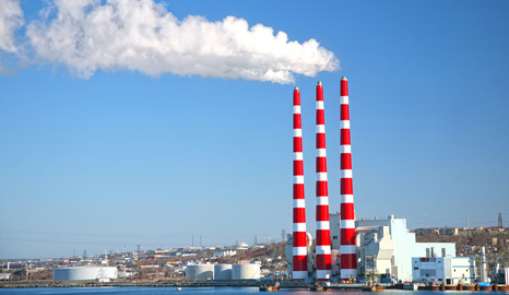 Coal power generation accounts for 20% of EU carbon emissions (Pic: Bigstock)