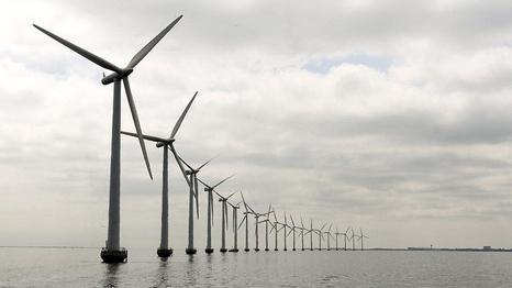 Middelgruden offshore wind farm, Denmark (Pic: UN Photo/Eskinder Debebe)