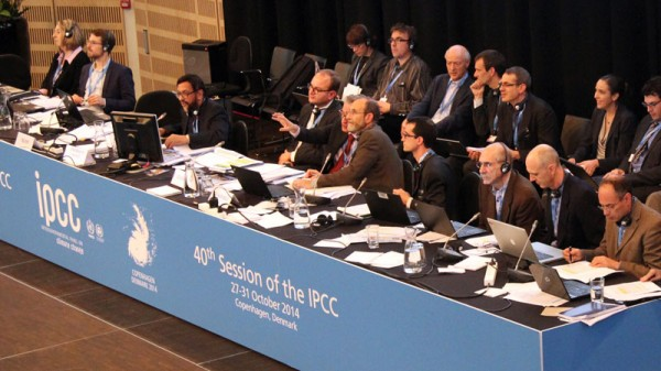 "IPCC climate report: evidence humans warming planet ""unequivocal"""