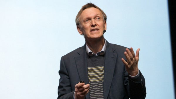 Janez Potocnik argues nature can solve a lot of the world's problems (Pic: Flickr/TEDxFlanders2014 NAKED)