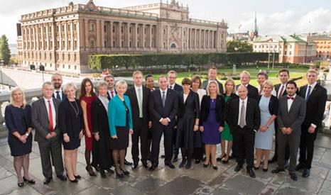 (Pic: Photo: Martina Huber/Regeringskansliet)