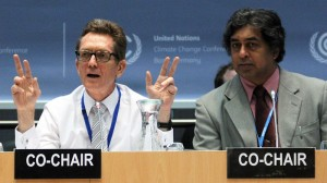UN climate talks: Countries urged to build bridges