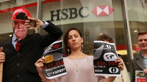 Divestment campaigners set their sights on UK banks