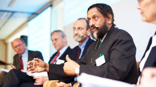 "IPCC report is ""roadmap"" to Paris climate deal – Pachauri"