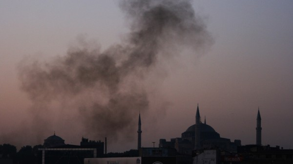 Turkey's emissions have more than doubled since 1990 (Pic: Flickr/Quinn Dombrowski)