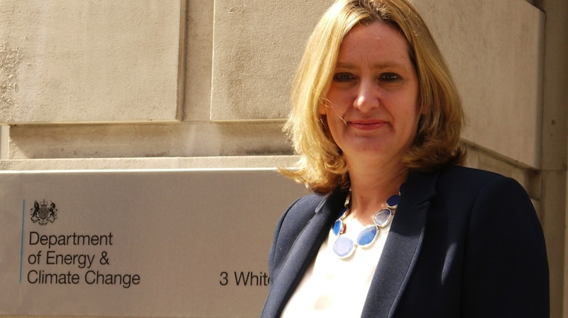 Amber Rudd from the UK's Department of Energy and Climate Change says climate finance will be forthcoming (Pic: DECCgovuk/Flickr)