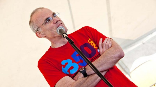 Bill McKibben: the climate movement needs to get confrontational