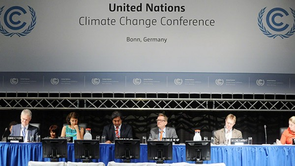 UN climate talks: one month, three knotty problems