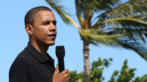 US president Barack Obama has a chance to show commitment to climate action (Pic: Flickr/Justin Sloan)