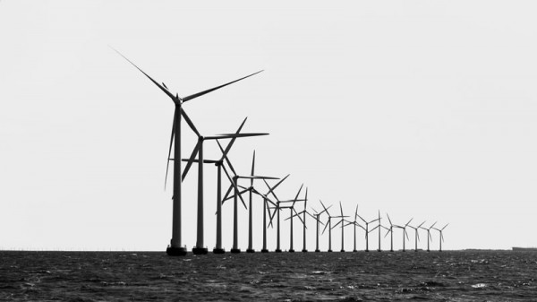 Wind power and other low carbon sources are expected to provide a quarter of energy demand by 2040 (Pic: Peter Kirkeskov Rasmussen/Flickr)