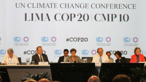 LIVE IN LIMA – DAY 11: UN COP20 climate change summit