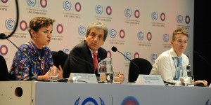 Leisurely in Lima: COP20 climate talks show little urgency
