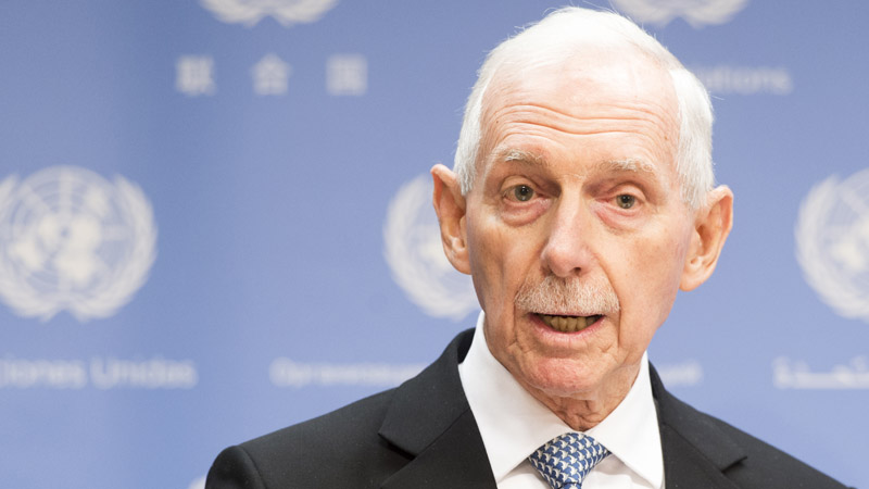 William Lacy Swing, Director General of the International Organization for Migration (Pic: UN Photos)