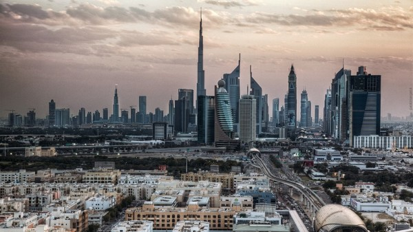 Abu Dhabi and neighbouring Arab emirates have grown wealthy from oil (Pic: Flickr/Paolo Margari)