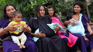 Widows of murdered Peruvian forest defenders demand justice