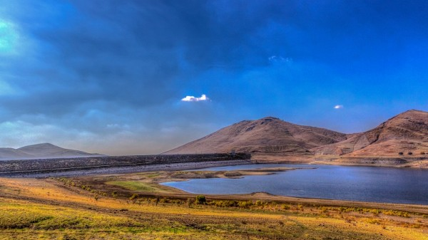 Lake Success in California at 4% of capacity as drought continues (Pic: Flickr/David Seibold)