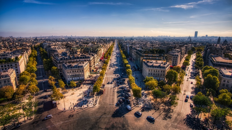 Which path to Paris? It's all to play for (Pic: Flickr/Justin Brown)