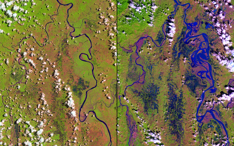 Pic: U.S. Geological Survey (USGS) Landsat Missions Gallery