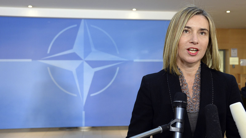 EU foreign affairs chief Federica Mogherini is set to play a leading role in the 2015 Paris climate deal (Pic: European External Affairs/Flickr)