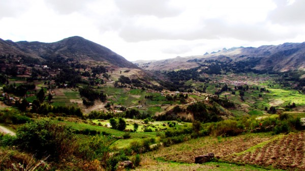 The Potato Park was developed to help sustain (Pic: Fabiola Ortiz)