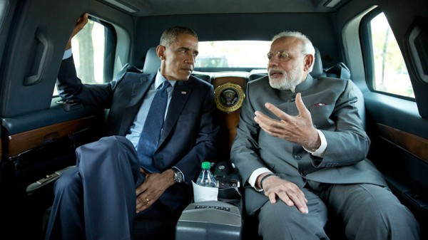 Obama, Modi agree to join Paris climate deal in 2016