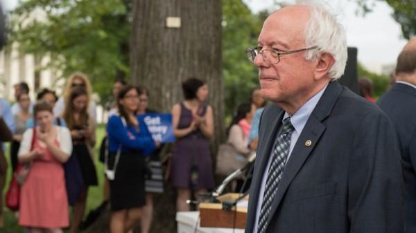 Independent senator Bernie Sanders has a record of climate advocacy (Pic: Flickr/Senate Democrats)
