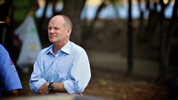 Queensland premier Campbell Newman is expected to lose his seat (Pic: Flickr/Dale Napier)