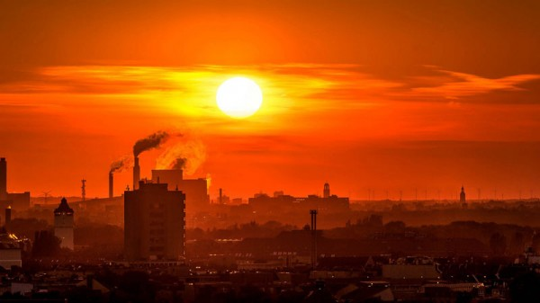 Berlin in a heatwave (Pic: Frank Neulichedl/Flickr)