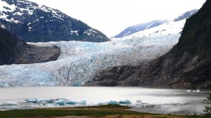 Study flags carbon concern from melting glaciers