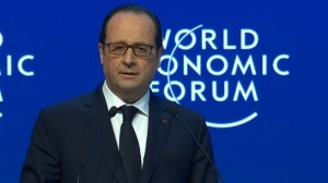 """Hollande calls for global """"solidarity"""" in fight against climate change"""