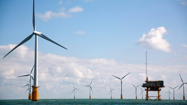 Offshore wind sees EU building boom